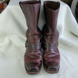 Frye Boho size 9.5 Harness Boots